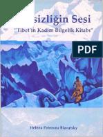 H.P.blavatsky - Sessizliğin Sesi