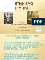 Cristianismo+Primitivo+power+point