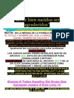Links Juegos Ps4