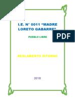 Reglamento Interno 2018 Final