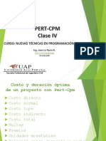 NTPO - Clase VIII Programación de Obra