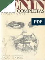 (Obras Completas Volumen 36) V. I. Lenin-Obras Completas. 35-Akal (1978).pdf