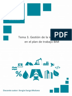 Temario_M1T3_Gestión de La Información en El Plan de Trabajo BIM