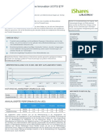 Fact Sheet IShares Healthcare Innov ETF USD Acc IE00BYZK4776 de 20180430