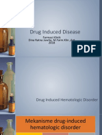 Drug Induced Disease