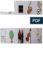 Practicar Vocabulario Inglés 4EP T1