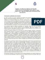 MOCION Desbloqueo Reservas Marinas Tenerife, Podemos Cabildo Tenerife, Fernando Sabate (Comision Sostenibilidad, Enero 2017).pdf