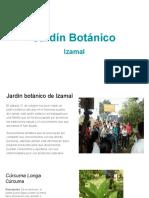 Jardín Botánico Izamal