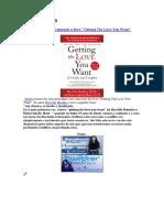 Alanis Morissette Recomenda o Livro Getting the Love You Want