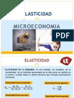 CLASE 4 Elasticidad Demanda, Cruzada, Ingreso y Oferta