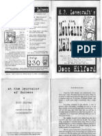 Docc Hilford - At the Mountains of Madness.pdf