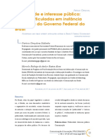 publicidade processos