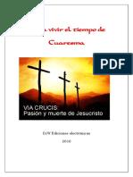 Via Crucis Pasión y Muerte de Nuestro Señor Jesucristo.pdf