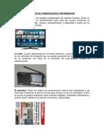 Medios de Comunicación e Información