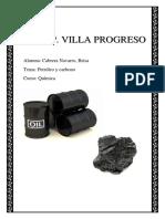 El Carbono y Petroleo