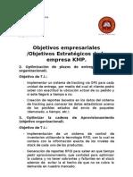 Gerencia Informática_Empresa KMP