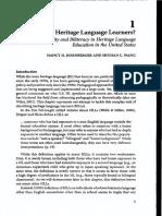 Hornberger & Wang 2008
