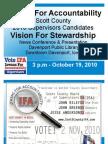 IFA Exposes Alarming Scott County Financials