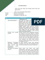 Analisis Jurnal hipertensi
