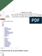Construcción de Un Picosatélite Cansat _ Ciencia UANL