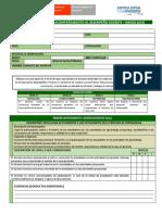 Ficha de Monitoreo y Acompañamiento Del Desempeño Docente Actualizada