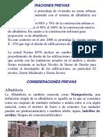 Diseño Estructural de Albañilería Confinada Usando ETABS