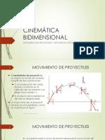 Cinemática Bidimensional Documento