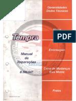 Tempra Turbo Manual