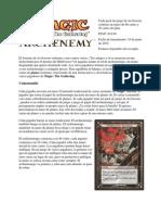 ES Archenemy Reglas 051017