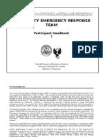Safety Emergency response team