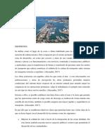 definicion obras portuarias