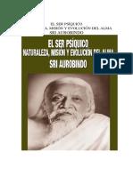 EL SER PSIQUICO Sri Aurobindo