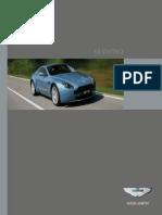 Aston Martin BE V8 - vantage