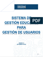 Manual Para Gestión de Usuarios 2016 Version_1_0