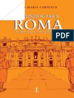 Caminhos Para Roma - Otto Maria Carpeaux