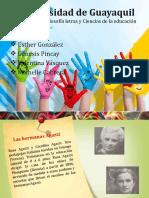 Biografia de Las Hermanas Agazzi