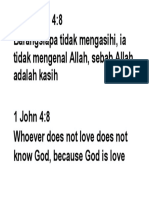 1 Yohanes 4