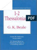 [G. K. Beale] 1-2 Thessalonians (the Ivp New Testa(B-ok.org)