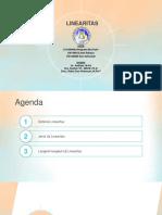 Slide PPT Linearitas - Statistik