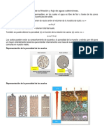 9) Teoría de La Filtración y Flujo de Aguas Subterráneas.