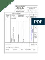 Ppsc Chalan Form
