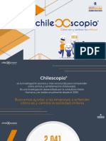 Chilescopio 2018 Vision Humana