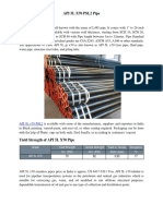 API 5L X70 PSL2 Pipe Suppliers | Steel Tubes India