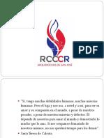 Rcc Arquidiocesis Enero 2019 .Reunion 1