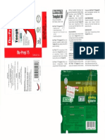 Brochure - NU-PREP Tongkat Ali Water Soluble Extract
