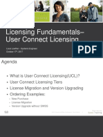 UCL Licensing VOD