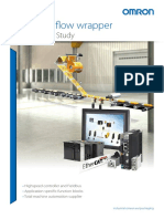 Horizontal Flow Wrapper Machine Case Study En