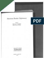 Maritime Border Diplomacy