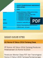 1. KPMD