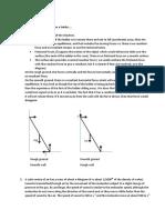 BHPO Physics problems Leaflet Answers